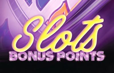 Slots Bonus Points